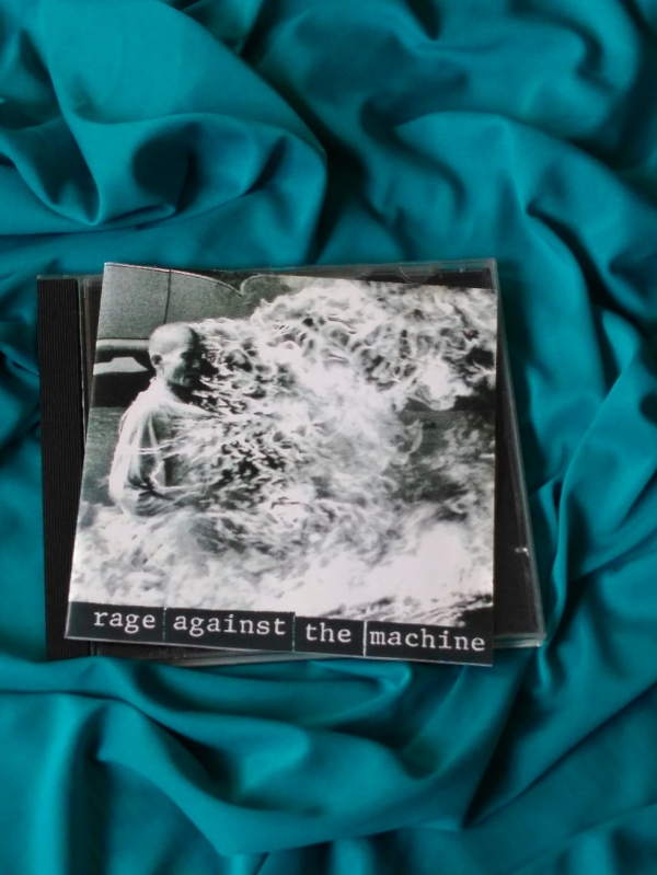 Cd Rage Against The Machine Epic 1992 - Produto para Teste