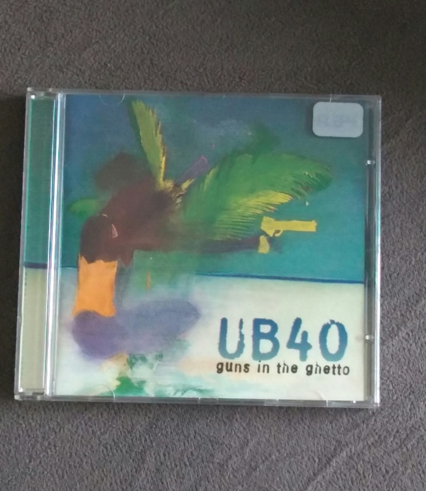 Cd - Ub40 - Guns In The Ghetto - Produto para Teste
