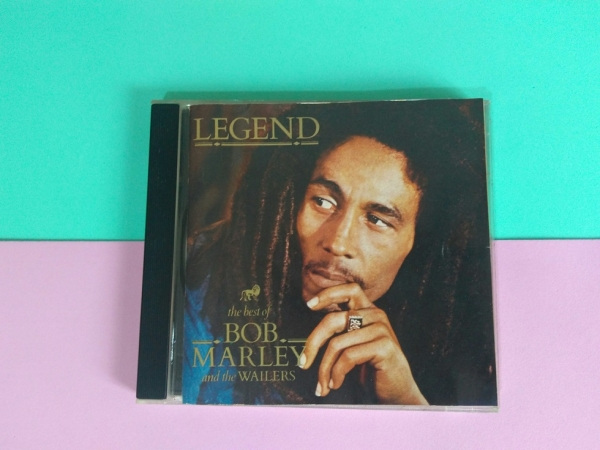 Cd Legend The Best Of Bob Marley - Produto para Teste