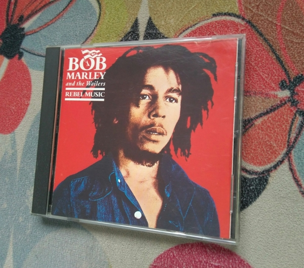 Cd Bob Marley And The Wailers - Rebel Music - Produto para Teste